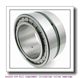 NNCF4856V Double row full complement cylindrical roller bearings