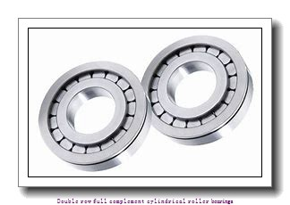 NNC4940V Double row full complement cylindrical roller bearings