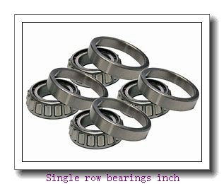 64452A/64700 Single row bearings inch