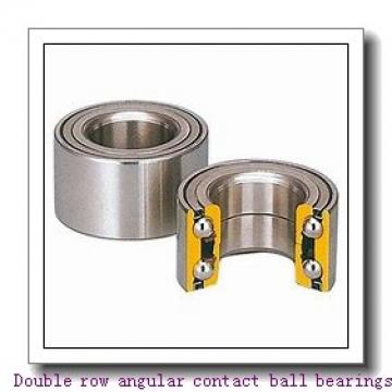 505057 Double row angular contact ball bearings