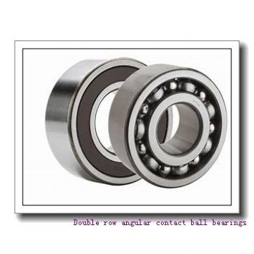 3222 Double row angular contact ball bearings