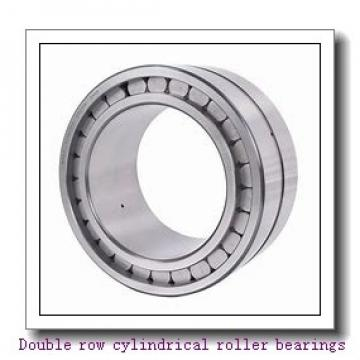 NNU41/630 Double row cylindrical roller bearings
