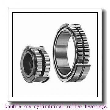 NNUP4956 Double row cylindrical roller bearings