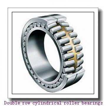 NNU4980K Double row cylindrical roller bearings
