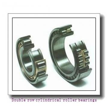 NN4960 Double row cylindrical roller bearings