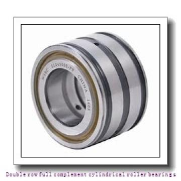 NNCL4848V Double row full complement cylindrical roller bearings
