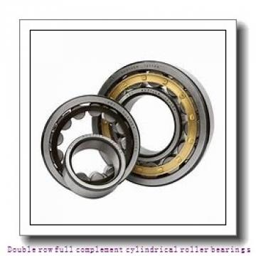 NNCF4956V Double row full complement cylindrical roller bearings