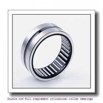NNCF4844V Double row full complement cylindrical roller bearings