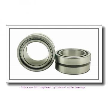 NNCF4896V Double row full complement cylindrical roller bearings