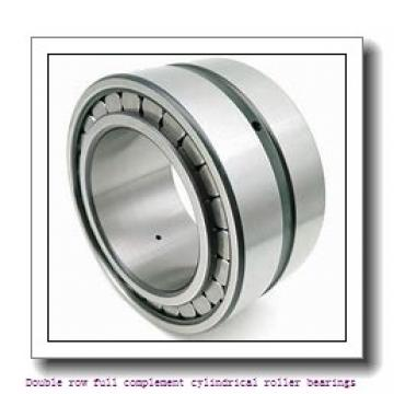 NNCF4926V Double row full complement cylindrical roller bearings