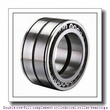 NNCL4968V Double row full complement cylindrical roller bearings