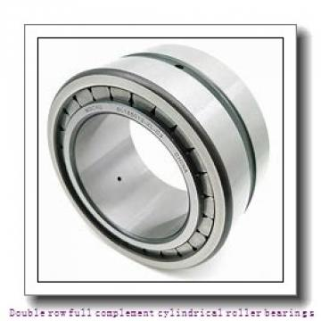 NNC4944V Double row full complement cylindrical roller bearings