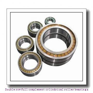 NNCF4832V Double row full complement cylindrical roller bearings