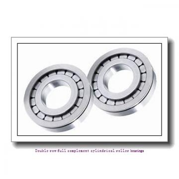 NNCF4928V Double row full complement cylindrical roller bearings