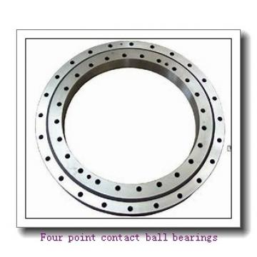 QJF228MB Four point contact ball bearings