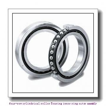 600arXs2744 672rXs2744 four-row cylindrical roller Bearing inner ring outer assembly