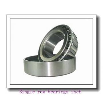 48686/48620 Single row bearings inch