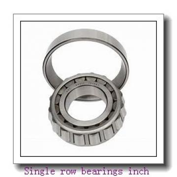 81575/81962 Single row bearings inch