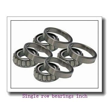LL537649/LL537610 Single row bearings inch