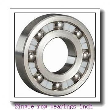 93708/93126 Single row bearings inch