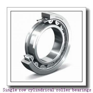 NUP238EM Single row cylindrical roller bearings