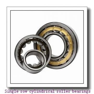 NJ240EM Single row cylindrical roller bearings