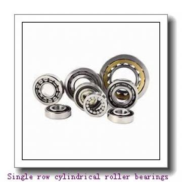 NUP240EM Single row cylindrical roller bearings