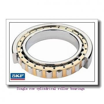 NU3176M Single row cylindrical roller bearings