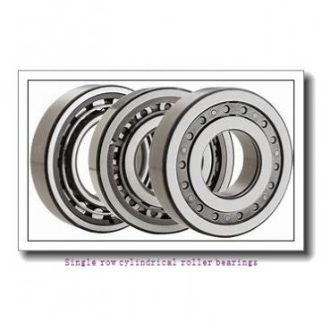 NU20/750 Single row cylindrical roller bearings