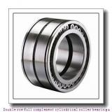 NNC4968V Double row full complement cylindrical roller bearings