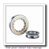 QJF226MB Four point contact ball bearings