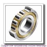 NJ220EM Single row cylindrical roller bearings