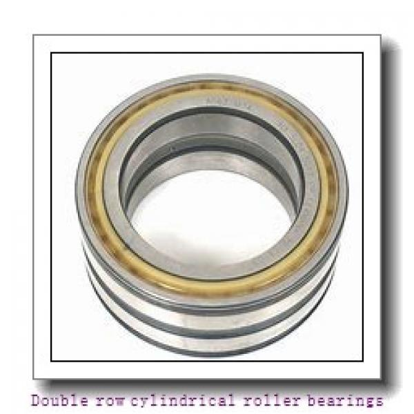 NNU4924K Double row cylindrical roller bearings #2 image