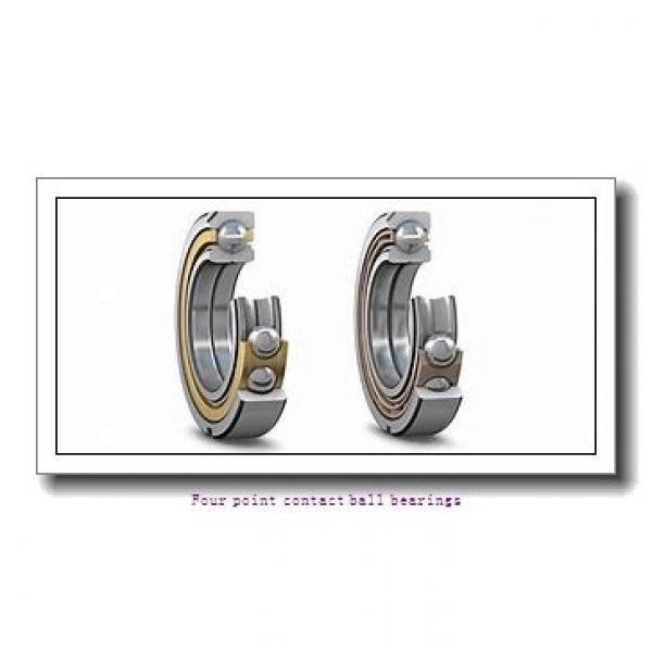 QJ322MA Four point contact ball bearings #1 image