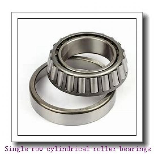 NU352M Single row cylindrical roller bearings #1 image